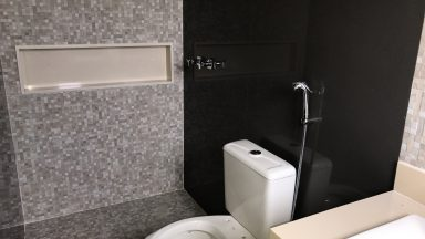 Banheiro sotao