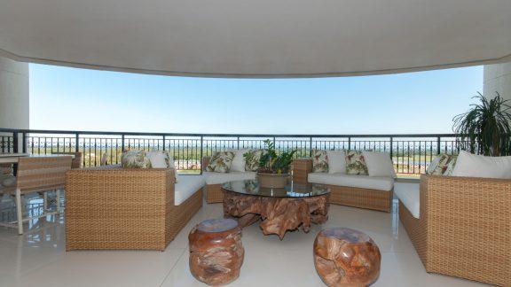 Condomínio Riserva Uno Apartamento 5 quartos Barra da Tijuca Q5AP3142