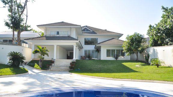 Condomínio Novo Leblon Casa 7 Quartos Barra da Tijuca Q7CSV1295