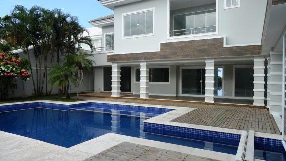 Condomínio Mansões Casa 6 quartos Barra da Tijuca Q6CS3904