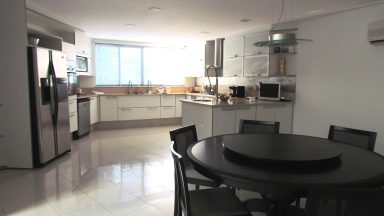 Copa-cozinha Casa Condomínio Mansões