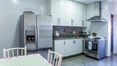 cozinha apartamento São Conrado