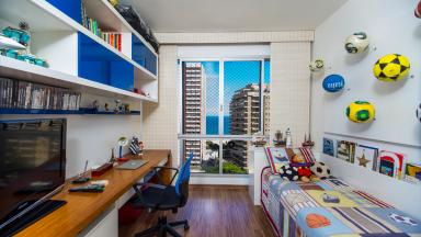 quarto apartamento São Conrado