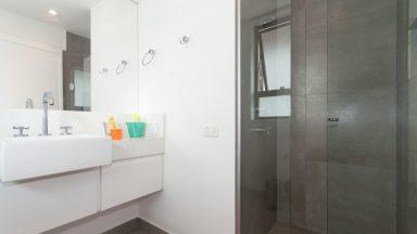 banheiro sauna apartamento São Conrado