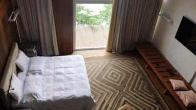 quarto casa São Conrado