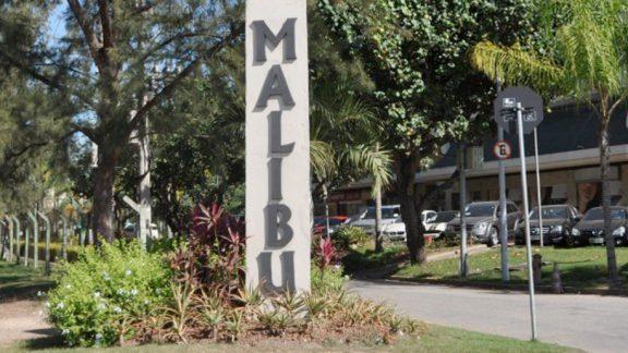 Malibu, Barra