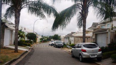 entrada Condominio Parc Des Palmiers