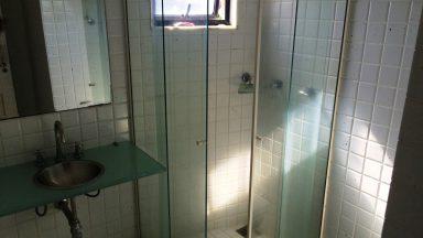 Banheiro suíte Jardim oceânico