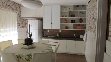 Cozinha casa santa lucia