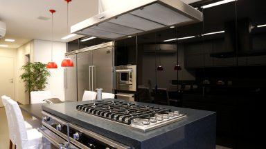 Cozinha apto Península