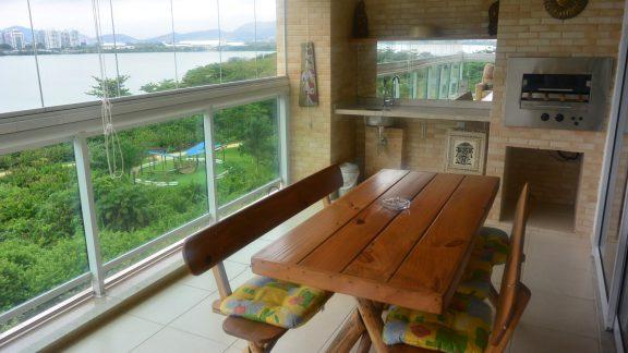 Apartamento 4 quartos 4 suítes – Vistta Laguna – Barra da Tijuca – Q4AP5391