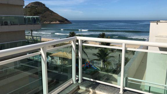 Vista para o mar apartamento Reserva Pontal