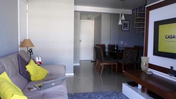 Sala apartamento Vitality