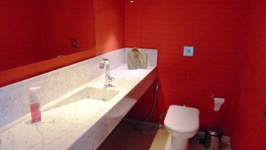 lavabo casa São Conrado
