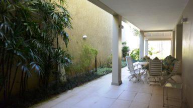 área externa casa novo leblon