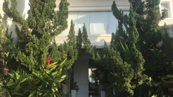 fachada casa santa mônica jardins