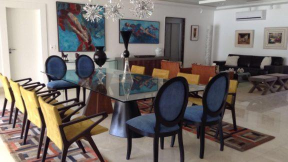 Condomínio Mansões Casa 5 quartos Barra da Tijuca Q5CS6157