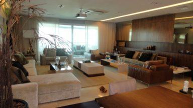 sala apartamento les residences de monaco