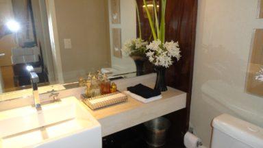 lavabo apartamento les residences de monaco