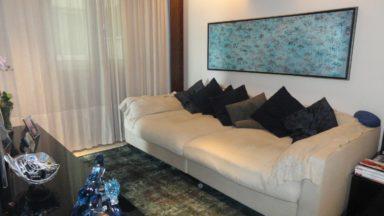 sala íntima apartamento les residences de monaco