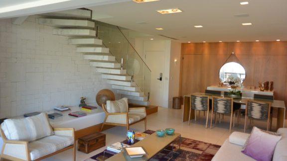 sala apartamento Saint Tropez