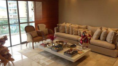 sala apartamento santa mônica jardins condomínio club