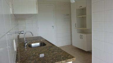 cozinha apartamento Blue One