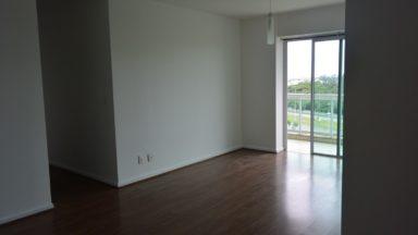 sala apartamento Blue One