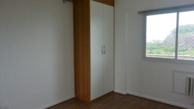 quarto apartamento Blue One