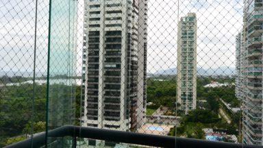 varanda apartamento pedra de itaúna
