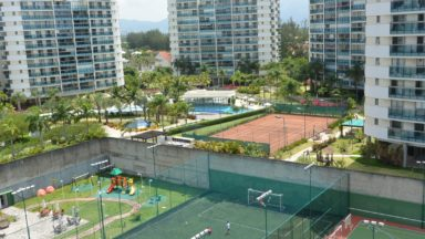 condomínio apartamento santa mônica jardins