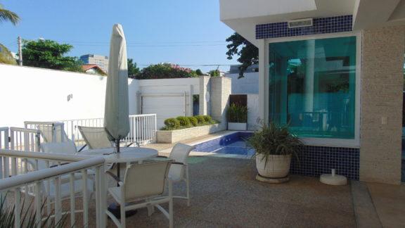 Condomínio Jardim Marapendi Casa 5 quartos Barra da Tijuca Q4CSP6382