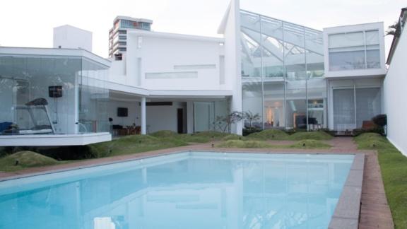 Condomínio Novo Leblon Casa 4 quartos Barra da Tijuca Q4CSV0632