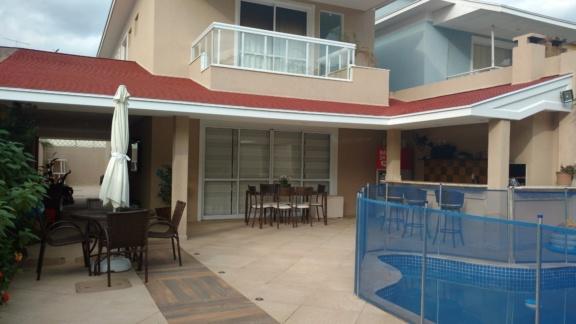 Condomínio Dream Village Casa 4 quartos Recreio dos Bandeirantes Q4CSP6489