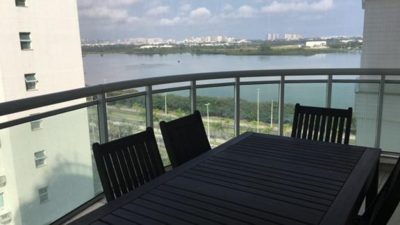 Condomínio Front Lake Apartamento 2 quartos Barra da Tijuca Q2APP6505