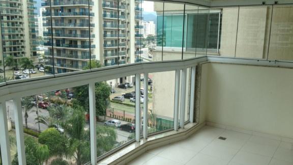 Condomínio Bora Bora Resort Apartamento 3 quartos Barra da Tijuca Q2APP6443