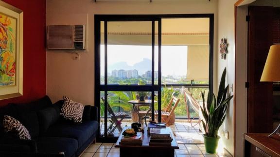 Condomínio Santa Mônica Special Apartamento 4 quartos Barra da Tijuca Q4APP6466