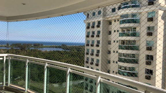 Condomínio Américas Park Apartamento 4 quartos Barra da Tijuca Q3APP6506