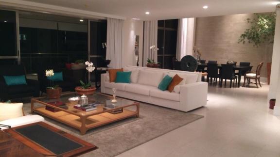 Condomínio Península Apartamento 4 quartos Barra da Tijuca Q4APP6295
