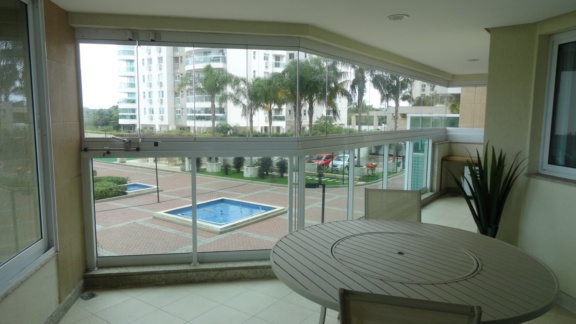 Condomínio Américas Park Apartamento 4 quartos Barra da Tijuca Q4AP3248