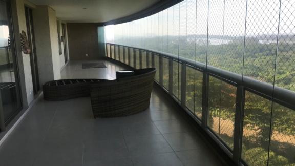 Condomínio Pedra de Itaúna Apartamento 4 quartos Barra da Tijuca Q4APP6528