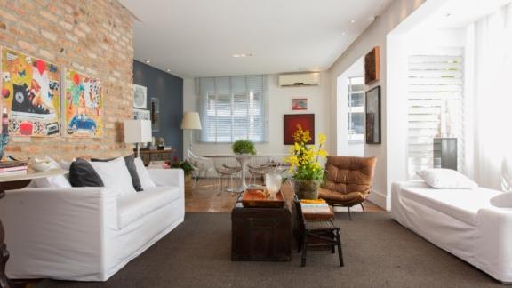 Apartamento 2 quartos Lagoa Q2APP6538