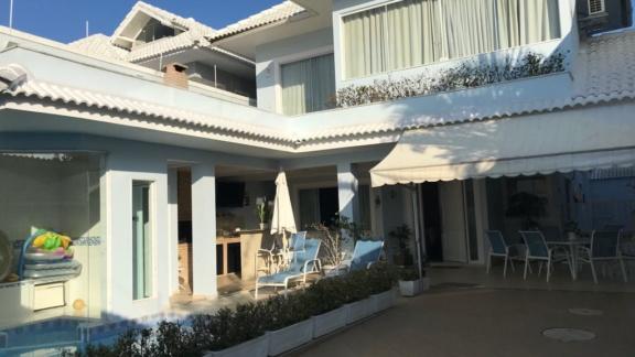 Condomínio Interlagos Quality Casa 5 quartos Barra da Tijuca Q4CSP6551