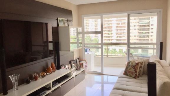 Condomínio Cidade Jardim Apartamento 3 quartos Barra da Tijuca Q3APL6556