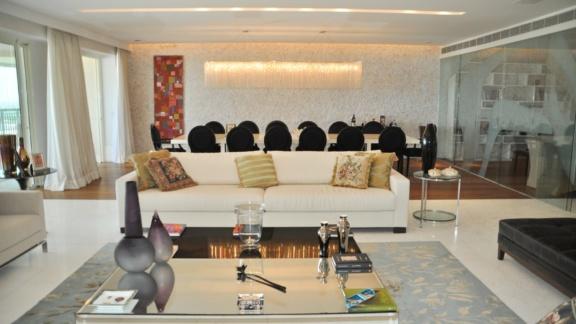 Condomínio Riserva Uno Apartamento 5 quartos Barra da Tijuca Q5APA1856