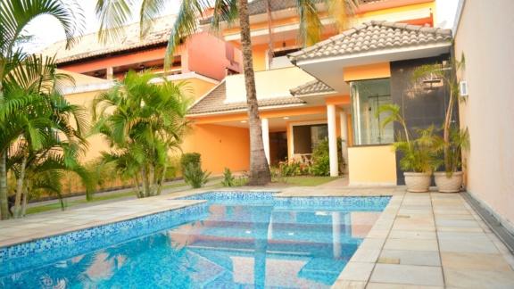 Condomínio Vivendas do Sol Casa 5 quartos Recreio dos Bandeirantes Q5CSP6523