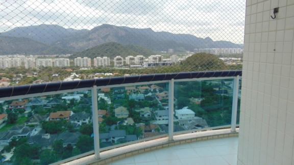 Condomínio Pedra de Itaúna Apartamento 3 quartos Barra da Tijuca Q3APL6573