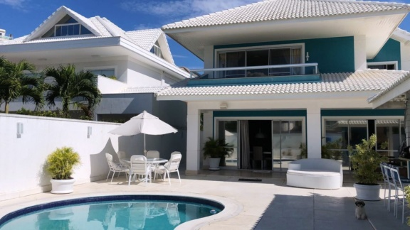 Condomínio Blue Houses Casa 4 quartos Barra da Tijuca Q4CSP6589