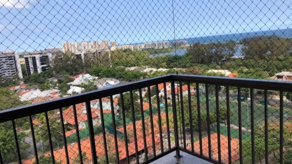 Condomínio Novo Leblon Apartamento 3 quartos Barra da Tijuca Q3APP6604