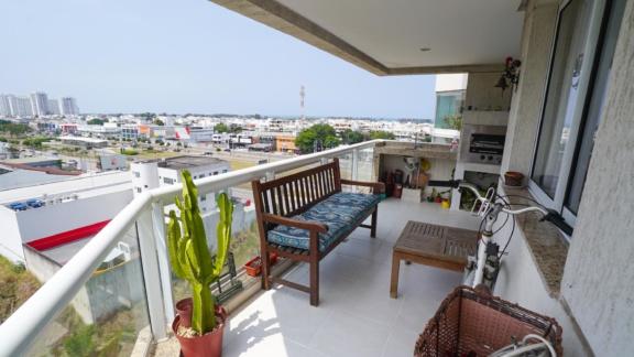 Condomínio Le Quartier Residence Apartamento 2 quartos Recreio dos Bandeirantes Q2APL6630